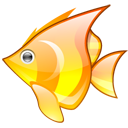 fish, Animal, Gnome, Panel SaddleBrown icon