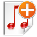 new, playlist WhiteSmoke icon