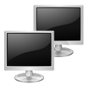 network, Idle Black icon