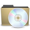 manilla, save, Disk, disc, Cd, Folder Black icon