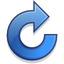view, old, refresh, Reload MidnightBlue icon