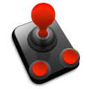 Game, gaming, Application DarkSlateGray icon