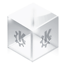 Block, pack, Game, gaming, package GhostWhite icon