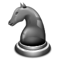 Glchess DarkSlateGray icon