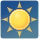 weather, Clear, Clean, climate DarkSlateBlue icon