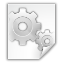 File, document, Text, makefile WhiteSmoke icon