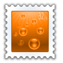 mail, sent, envelop, Email, Letter, Message DarkOrange icon