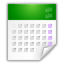 date, Schedule, office, Calendar WhiteSmoke icon
