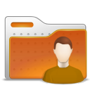 public, Folder, user, Account, people, profile, Human Chocolate icon