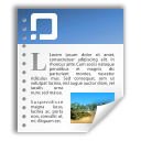 msword, Application Black icon