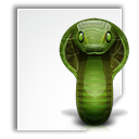Python, Text, document, File WhiteSmoke icon