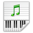midi, Audio WhiteSmoke icon
