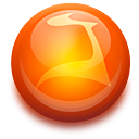 samegnome, Gnome OrangeRed icon