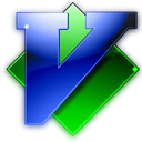 Gvim DarkGreen icon