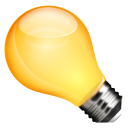 tip, Light bulb, Idea, Ktip Khaki icon