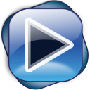 Mplayer SteelBlue icon
