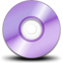 Cd, Disk, media, optical, save, disc Thistle icon