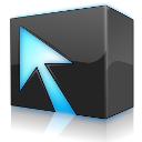 Box, fusion DarkSlateGray icon