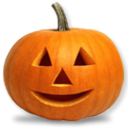 pumpkin, halloween Chocolate icon
