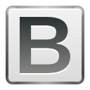 Bold, Format, document, File, Text Gainsboro icon
