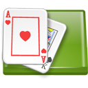 Gnome, Blackjack OliveDrab icon