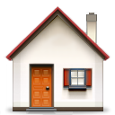 homepage, Home, new, Building, house Black icon