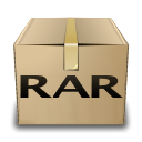 Gnome, Rar, Application, mime Tan icon