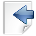 File, paper, Import, document WhiteSmoke icon