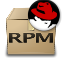 Rpm, Application Black icon