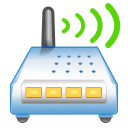 Gnome, netstatus, router Icon
