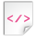 Text, File, xml, document WhiteSmoke icon