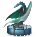 Dragonplayer DarkSlateGray icon