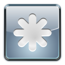 Gnome, Hibernate, session Gainsboro icon