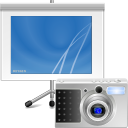 gqview SteelBlue icon