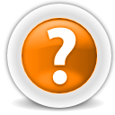 question mark, help, system Gainsboro icon