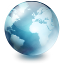 globe, earth, world, Googleearth, planet, google earth, Browser DarkSlateGray icon