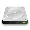 save, Disk, disc Black icon
