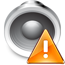exclamation, Alert, Error, wrong, kmixdocked, warning DarkSlateGray icon