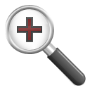 Zoom in, zoom, new, In, magnifying class, Magnifier, Enlarge Black icon