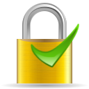 Lock, right, stock, security, correct, next, Forward, ok, yes, locked, Arrow Icon