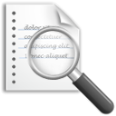 document, File, preview, paper WhiteSmoke icon