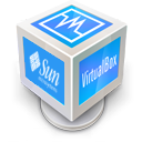 Virtualbox Black icon