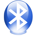 Bluetooth RoyalBlue icon