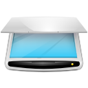 Scanner SkyBlue icon