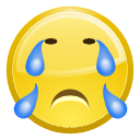 Face, Crying Icon