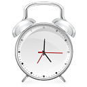 stock, Alarm WhiteSmoke icon