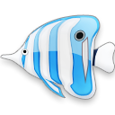 Bluefish Black icon