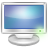 screen, Display, monitor, Computer SteelBlue icon