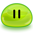 Novo, dangos YellowGreen icon
