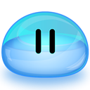 Novo, dangos DodgerBlue icon